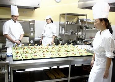 España proporcionará formación gastronómica a cocineros chinos
