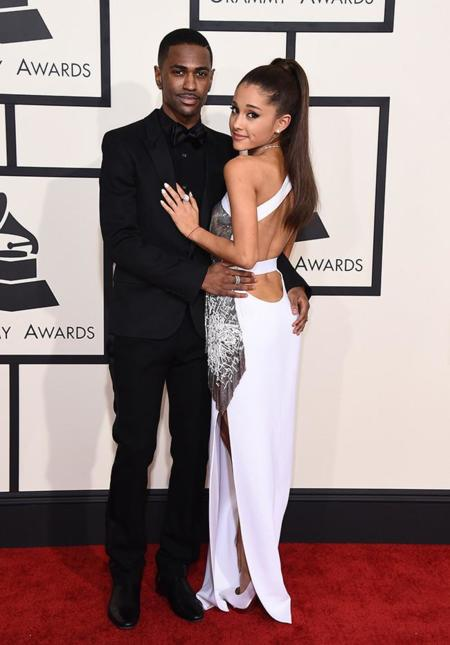 Parejas Grammy 2015 Ariana Grande Big Sean