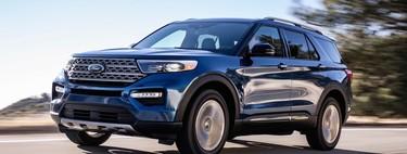 El Ford Explorer 2020 vuelve a la tracción trasera y recibe muchísima tecnología