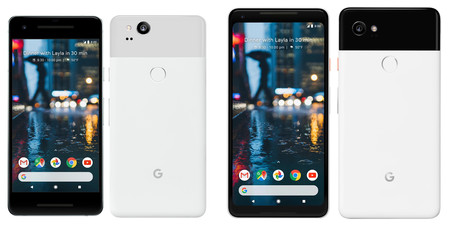 Pixel 2 y Pixel 2 XL: todo lo que sabemos de la nueva generación de móviles 'made by Google'