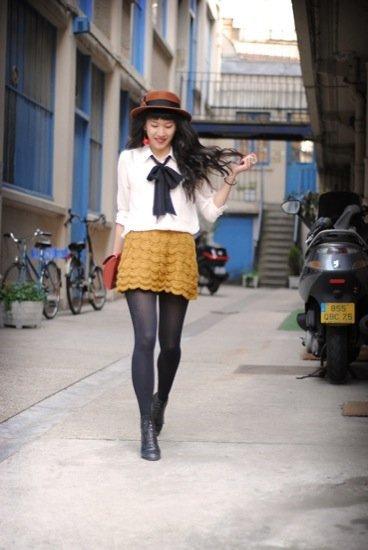 Canotier sombreros streetstyle