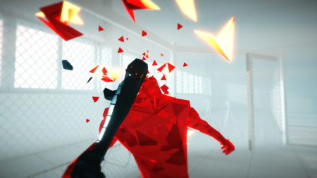 Superhot Press Screenshot 01