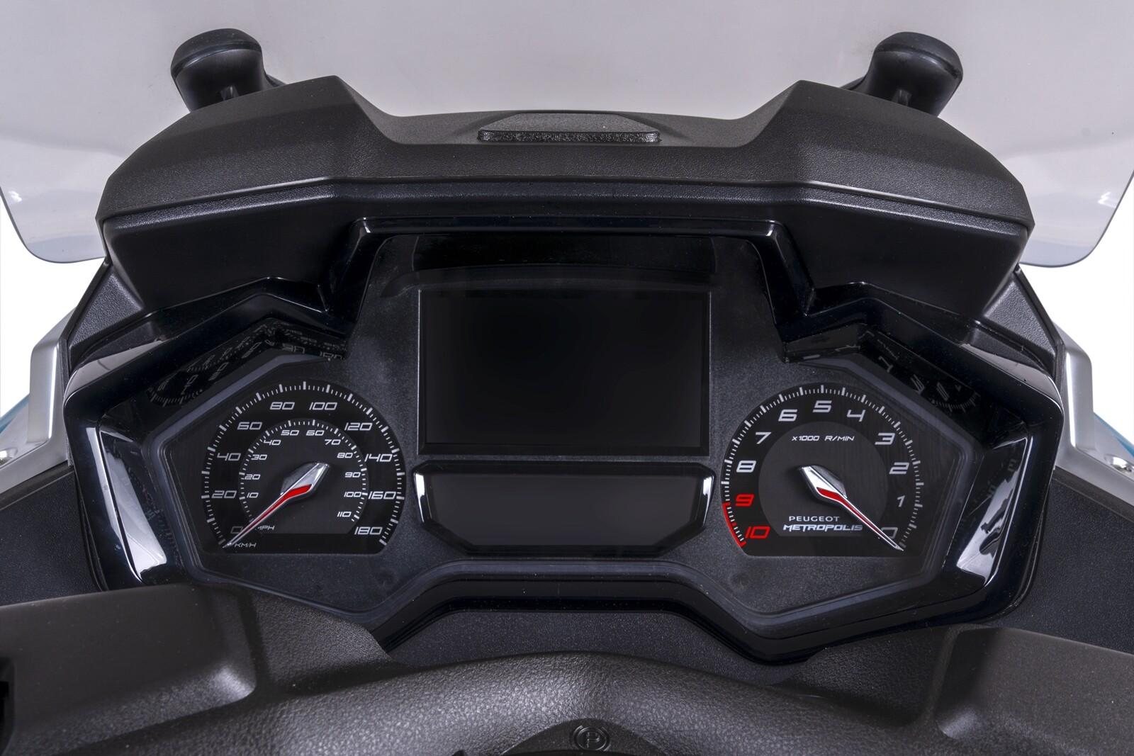 Foto de Peugeot Metropolis 2020, prueba (12/26)