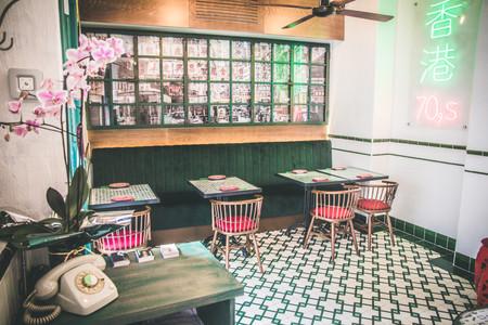 Inspirado en el Hong Kong de los años 70, llega a Madrid un nuevo restaurante de comida cantonesa