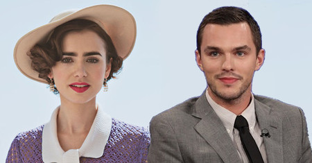Nicholas Hoult y Lily Collins protagonizarán el biopic sobre J.R.R. Tolkien