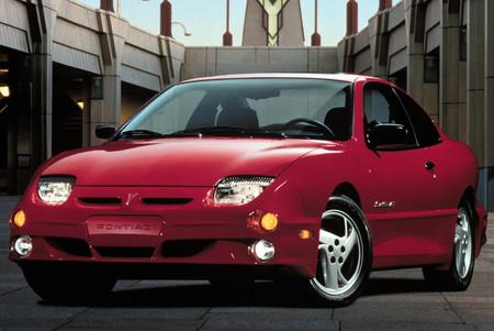 Pontiac Sunfire: La historia de la variante de look deportivo del Cavalier