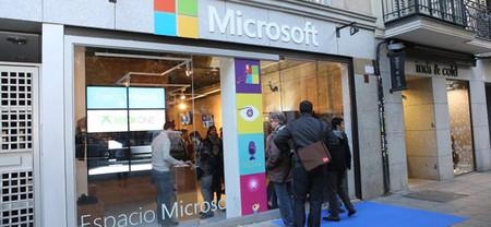 El Espacio Microsoft abre sus puertas en Madrid