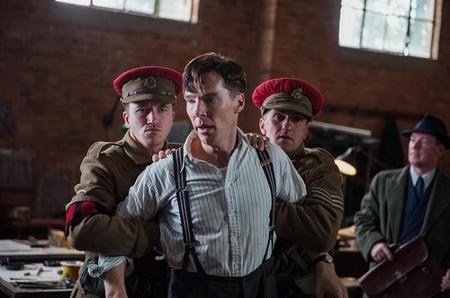 Benedict Cumberbatch en