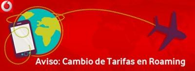 Nueva Tarifa Diaria Integrada de voz, mensajes y datos en roaming por Europa de Vodafone