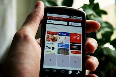 El mercado de los teléfonos inteligentes crece un 19% en el primer trimestre