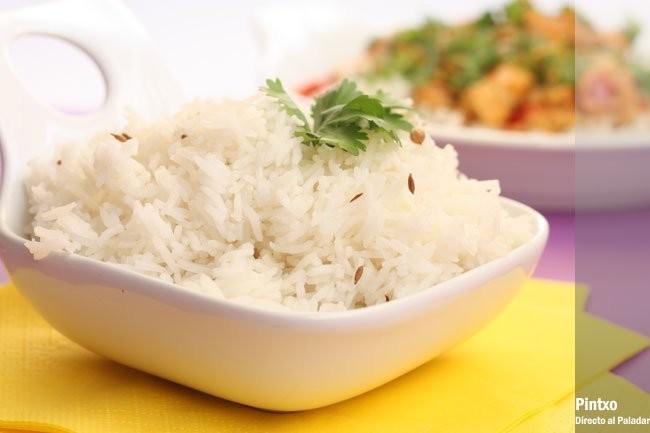 C mo hacer arroz basmati receta for Como se cocina el arroz