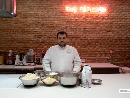 Los secretos del rey de la repostería navideña, Ricardo Vélez, para mejorar polvorones, roscones y turrones