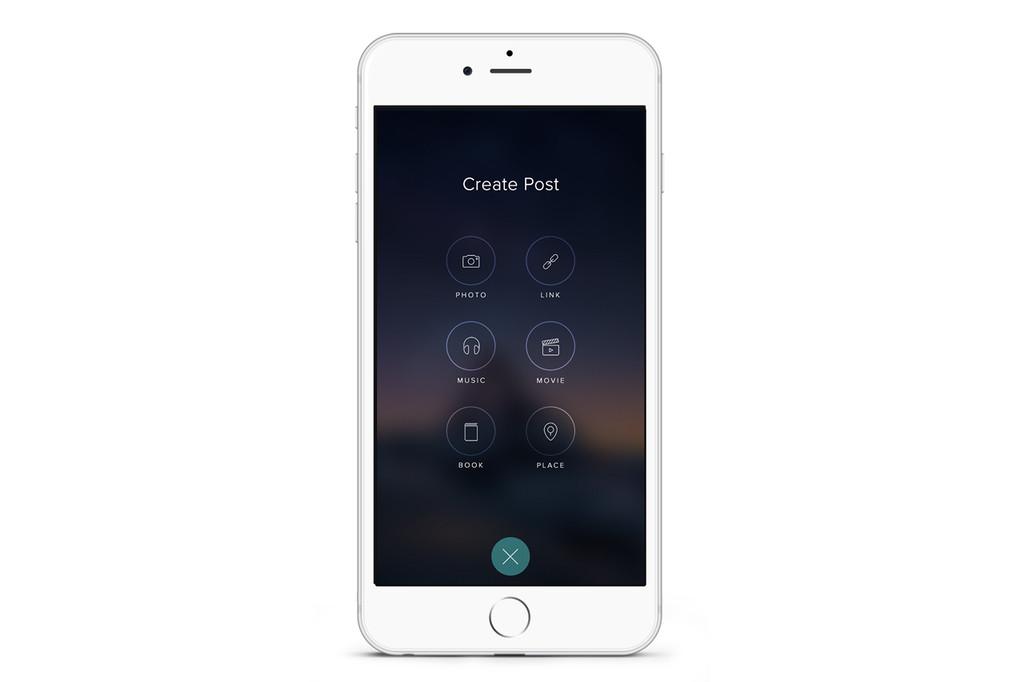 Vero Iphone Red Social Aplicacion