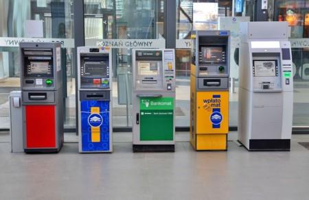 Bankomaty Na Dworcu Poznan Glowny 01