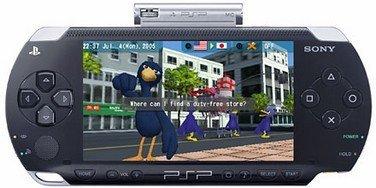 Reconocedor de voz y traducción para PSP