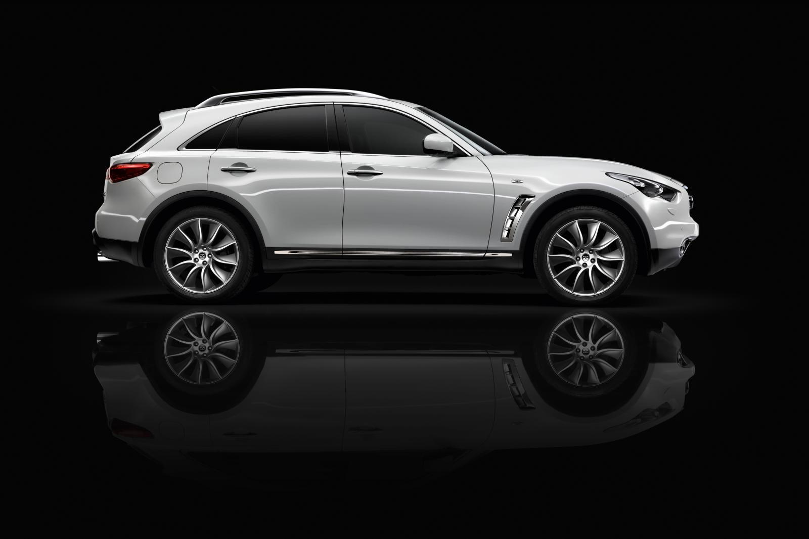 Foto de Infiniti FX Edición Black and White (3/10)