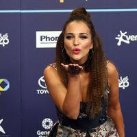 Rotundo no al pelo de de Paula Echevarría en los 40 Principales Music Awards 2016