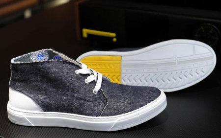 Colección de zapatillas de John Malkovich para Pirelli Pzero: Technobohémian