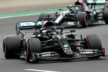 Hamilton Hungria F1 2020 3