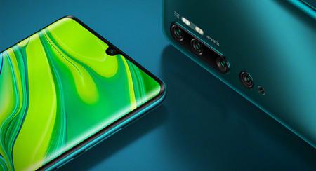 Mi Note 10: el primer smartphone Xiaomi con 5 cámaras y 108 megapixeles, también es el primero en México, pero sin garantía oficial