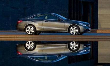 Mercedes-Benz Clase E Coupe, más imágenes oficiales