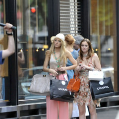 Foto 20 de 24 de la galería mas-looks-de-blake-lively-y-leighton-meester-en-el-rodaje-de-gossip-girl en Trendencias
