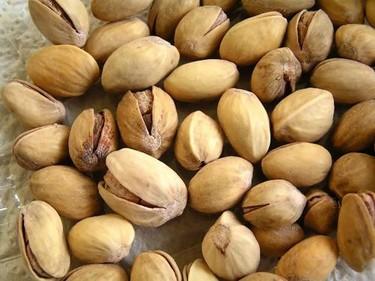 Sobre el pistacho o alfóncigo