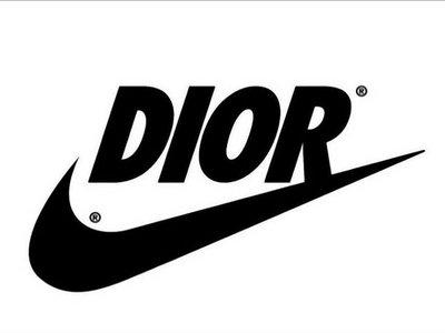 ¿Dior y Nike juntos en una colección? No, no sucederá ¡pero nos encantaría!