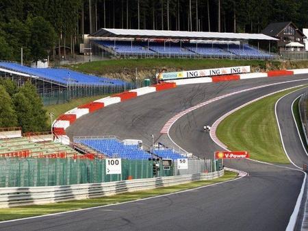 GP de Bélgica F1 2011: la FIA prohibe el uso del DRS en Eau Rouge