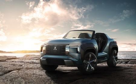 Mitsubishi Mi Tech Concept muestra en Tokio el futuro de la impulsión más allá de la gasolina