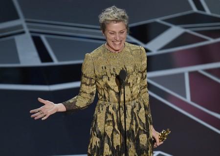 Oscar 2018: Frances McDormand da el discurso más feminista de la noche y consigue poner el Dolby Theater en pie