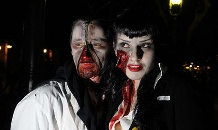 Mañana es la III marcha zombis de Mallorca