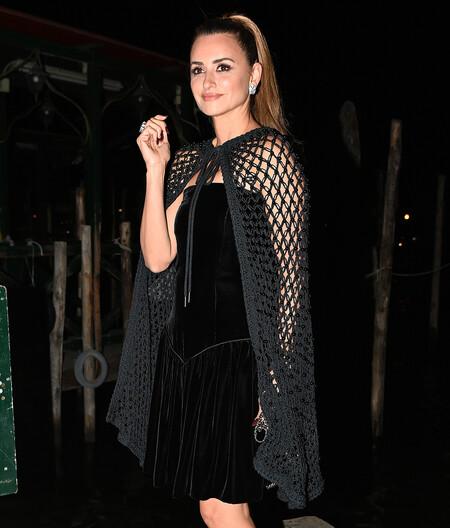 Penélope Cruz y Kristen Stewart se van de fiesta en Venecia