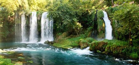 Visitando las cataratas más bonitas del mundo: las cascadas de Düden, Turquía