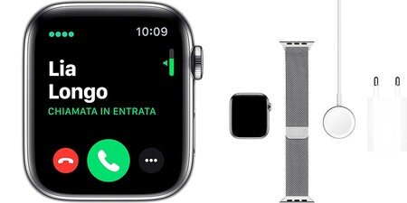 Apple Watch Acero 2