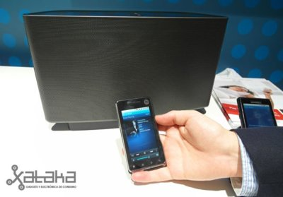 Sonos ZonePlayer, altavoces inalámbricos para IOS y Android