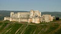 Dañado en Siria un castillo cruzado Patrimonio Mundial UNESCO