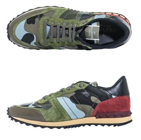 Sneakers Camo para hombre de Valentino