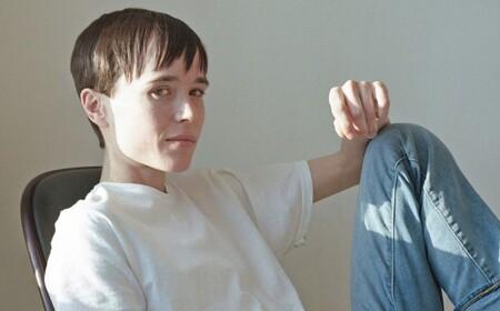 """Elliot Page se sincera en su primera entrevista tras declararse trans: """"nunca me sentí cómodo en papeles femeninos"""""""