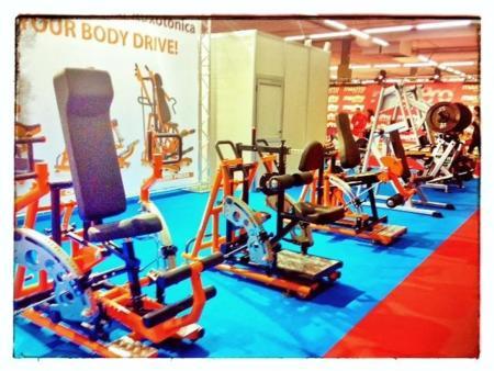 FIBO 2013: nuevo equipamiento para el gimnasio