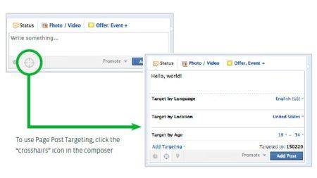 Facebook podría permitir a las páginas elegir a qué usuarios mostrar sus actualizaciones según edad o sexo