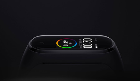 Xiaomi Mi Band 4 Pantalla Oled Color