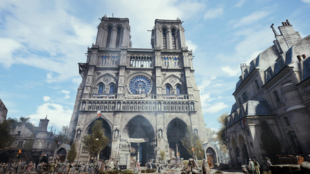 Acunity Screenshot Notre Dame Front Noon 1555498425