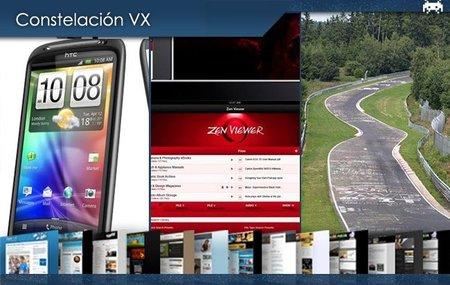 Móviles de doble núcleo, listas de aplicaciones interesantes y Nürburgring curva a curva. Constelación VX (XLIX)