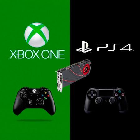 PS4 vs Xbox One: especificaciones de la GPU