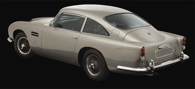 El Aston Martin DB5 de George Harrison vendido por 410.000 euros
