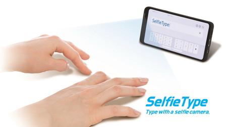 """Samsung mostrará en CES 2020 un teclado con el que podremos escribir """"en el aire"""""""