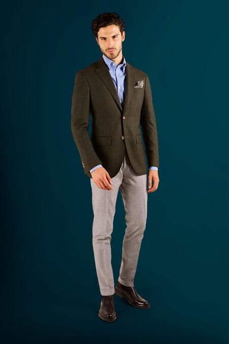 Cuatro Formas En La Que La Camisa De Franela Formara Parte De Todos Tus Looks De Otono