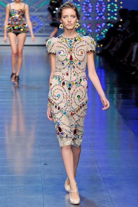 Foto de Dolce & Gabbana Primavera-Verano 2012 (27/74)
