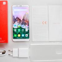 Xiaomi Redmi 5 Plus de 32GB, en versión global con banda 800MHz, por sólo 123 euros y envío gratis